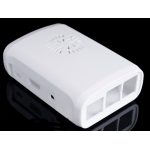 HR0360 ABS case  for Raspberry Pi white compatible for Fan