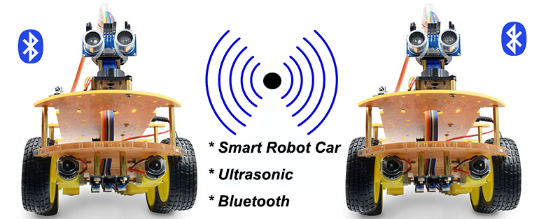 Smart Robot car