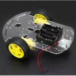 HR0238 Smart Robot Car Chassis Kit