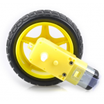HR0243 Wheel+Motor 1 set