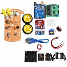 HR12 3WD Robot Car Kit
