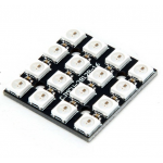 HR0214-153A	CJMCU2816 5V 5050 RGB LED Board WS2812B-4*4 16-Bit for Arduino