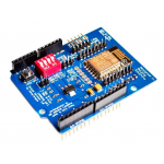 HR0214-57 ESP8266 Web Sever serial WiFi expansion board shiled ESP-12E for arduino uno r3
