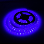 HR0281-12A Purple  5M 500CM Waterproof 5050 SMD Flexible LED Strip Lights 300 leds 12V