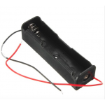 HR0309-18 1x18650 Battery holder without  DC connector