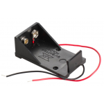 HR0309-20 9V battery holder without DC connector