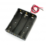 HR0309-22A 3 x AA  battery holder (without DC connector)