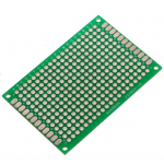 HR0354 Double-side Prototype PCB Tinned 4*6cm