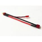 HS0571 T Plug Female to T plug Male + JST Male