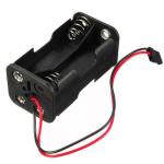 HS0641 2 layer 6.0V 4xAA Battery Holder with Futaba Plug