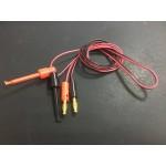 HR0293-31  Banana Plug To Test Hook Clip Probe