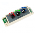 HS0887 3 Channel Led dimmer RGB controller DC12-24V