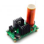HS1064 DIY Mini Tesla Coil Module Unassembled 15W DC 15-24V 2A Plasma Speaker Electronic Kit