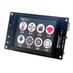 "HS1206 Display MKS TFT 3.2"""