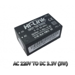 HR0309-21C HLK-PM03 AC-DC 220V to 3.3V Step-Down Power Supply Module Intelligent Household Switch Power Supply Module