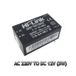 HR0309-21B HLK-PM12 AC-DC 220V to 12V Step-Down Power Supply Module Intelligent Household Switch Power Supply Module