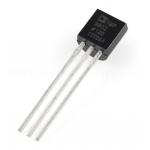 HS0483 TMP36GT  TO-92 Temperature Sensor