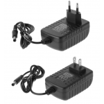 HS1258 8.4V 2A 18650 Lithium Battery Charger DC 5.5MM x 2.1MM Charger