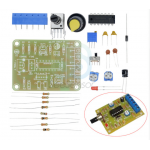 HS1332 ICL8038 Monolithic Function Signal Generator Module DIY Kit Sine Square Triangle Electronic Board DC 12V
