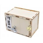 HS1362 Password Box DIY  13*9*8cm