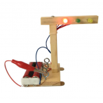 HS1407 STEM Education Kits #2 Traffic Light Assembled