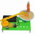 HS1414 STEM Education Kits # 5 Drawing Plotter Model