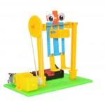 HS1427 STEM Education Kits #16 Horizontal bar robot