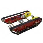 HS1453 DD1-1 Smart Robot Tank Car Chasis  caterpillar Crawler