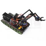 HS1459 Remote Robot Tank Robot Arm Fire Extinguishing Robot Arduino PS2 Mearm
