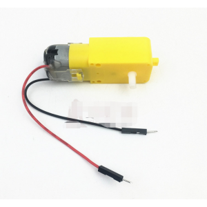 HS1460 TT Motor  48:1  with 10cm male wire