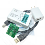HS1496 EZP2010 high-speed USB SPI Programmer + IC Test Clips socke Support 24 25 93 EEPROM 25 Flash BIOS Chip