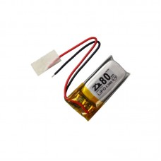 HS1527 3.7V 80mAh battery 22*11*4.2mm with charge protection