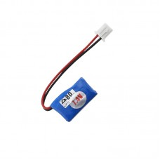 HS1528 7.4V 80mAh battery 22*15*9mm with PH2.0 connector