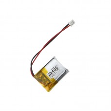 HS1529 3.7V 100mAh battery 22*15*6mm with PH2.0 connector