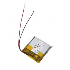 HS1531 3.7V 150mAh battery 25*24*3.5mm