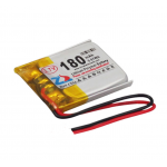 HS1533 3.7V 180mAh battery 28*20*5mm