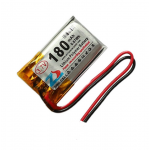 HS1534 3.7V 180mAh battery 28*15*4mm