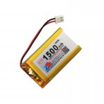 HS1549 3.7V 1500mAh battery 51*30*8mm  with PH2.0 connector