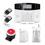 HS1564 Home Security GSM Alarm systems kit 433Mhz