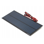 HS1485 12V 2.5W solar pannel 213x92mm