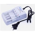 HS1585 4 slot AA/AAA NiMH Battery charger EU/us plug