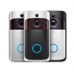 HS1607 Wifi video doorbell, Motion Activated Alerts ,Intercom
