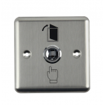 HS1622 Stainless Steel  Door Exit Button#2 Release Push Switch for access control