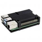 HS1726A Raspberry Pi 4 Aluminum Metal Case