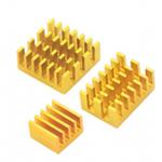 HS1839 100pc 9x9x5mm aluminum heatsinks
