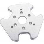 HS1852 3MM Delta Kossel fisheye effector Hammock Aluminum Metal Hanging Station single print head