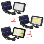 HS2066 waterproof Separable Solar powered outdoor light
