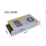 HR0281-4 24v 10A 240W Power Supply for LED Strip