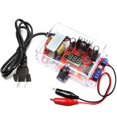 HS0030A 220V  DIY LM317 Adjustable Voltage Power Supply Board Kit