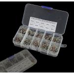 HS2134 10Values x20 200pcs Zener Diode Assortment Electronic kit 1N4728~1N4737